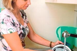 """<div class=""""bildunterschrift_ueberschrift"""">Warmes Wasser</div>Trinkwarmwasserzirkulationspumpen erhöhen den Komfort in Bad und Küche<br />"""