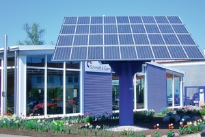 """<div class=""""bildunterschrift_ueberschrift"""">Das Hauptquartier</div>Heizungs-, Klima- und Solartechnik sind die wesentlichen Tätigkeitsfelder der Schmidt &amp; Eger GmbH in Karlsruhe<br />"""