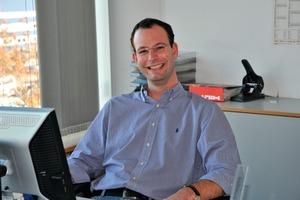 Florian Wimmer, Produktmanager für Brandschutz beim Unternehmen Hilti<br />