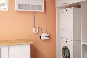 """<div class=""""bildunterschrift_ueberschrift"""">Klimaanlage mit Kondensatpumpe</div>Kondensatentsorgung aus einer Klimaanlage<br />"""