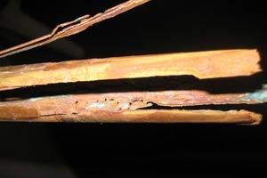 Kondensatleitung aus Kupfer bei Neuinstallation entgegen der Herstellerangaben