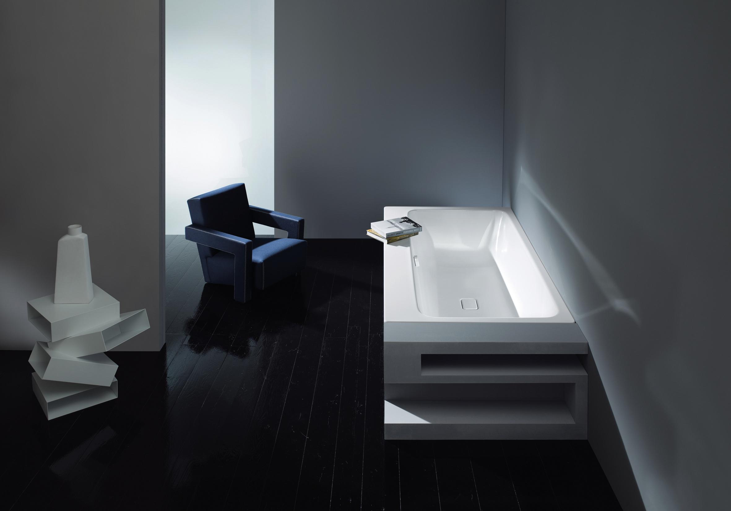 shk profi themen bad design wannen duschen kaldewei iconic awards 2013. Black Bedroom Furniture Sets. Home Design Ideas