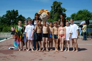 Kids auf Schwimmkurs | Foto: privat<br />