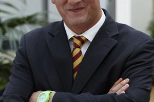 Kai-Uwe Hollweg, Geschäftsführer der Holding der GC-Gruppe