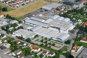 Unternehmenszentrale in Wels/Österreich | Quelle: Fritz Holter GmbH, 2015