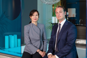 Mag. Jasmin Holter-Hofer und Michael Holter | Quelle: Fritz Holter GmbH, 2015