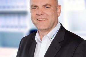 Jürgen Zastrow ist Vertriebsleiter bei RMB/Energie.    Foto: RMB/Energie GmbH