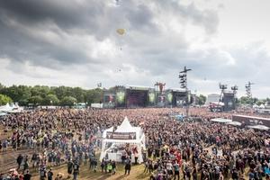 Auch 2018 hilft Wavin wieder beim Rocken! In diesem Jahr wird das digitale Netz auf dem Festival-Gelände in Angriff genommen.   Foto: Wavin GmbH, Twist