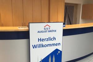Am neuen Standort bietet Brötje den Kunden vom Fachhandwerk einen noch besseren Rundum-Service.
