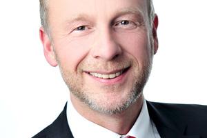 (Quelle: ACO Passavant GmbH) Holger Fähnrich ist ab sofort Verkaufsleiter Sanitär beim Entwässerungsspezialisten ACO Haustechnik.