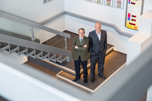 Cordes & Graefe: Heinz Wippich und Kai-Uwe Hollweg