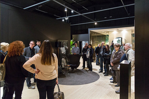 (Quelle: Hansgrohe SE /KARLHUBERFOTODESIGN) 350 Besucher zog es am ersten Mai in die Hansgrohe Aquademie zum Erlebnistag.