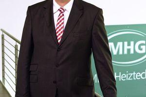 Frank Schellhöh verantwortet als neuer Geschäftsleiter der MHG Heiztechnik GmbH Vertrieb und Marketing