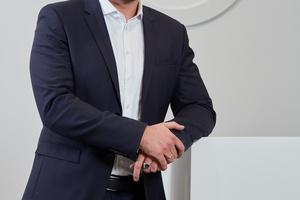 Sebastian Biener (36) wechselt vom Key Account Management bei L'Oréal Deutschland zu Kludi.  Foto: Kludi GmbH & Co. KG